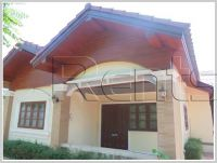 ID 2902- Nice house for rent in Vientiane