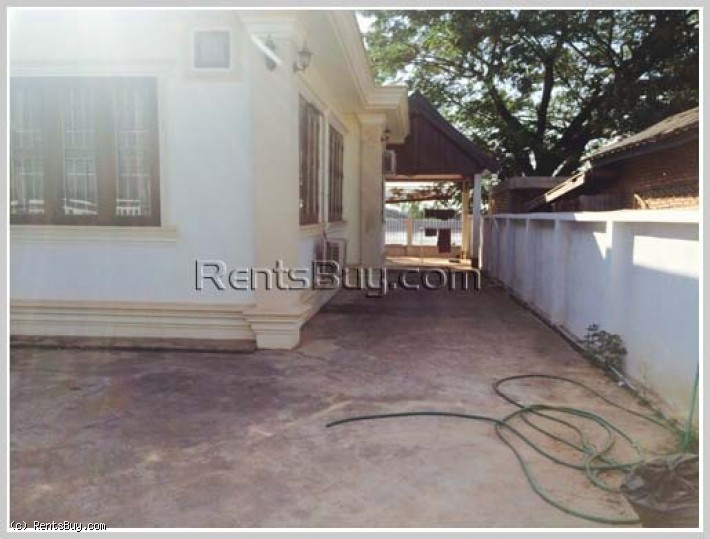 ID: 3034 - Nice villa house near Mekong river for rent