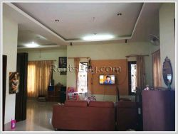 ID: 4202 - Affordable villa with fully furnished for rent near Nongtha Paradise Land Project