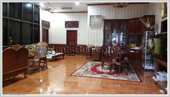 ID: 3759 - Affordable villa near National University of Laos for rent in Chanthabuty district