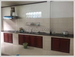ID: 1245 - Modern house near Patuxay with fully furnised for rent
