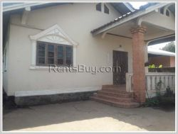 ID: 4011 - Cheap house for rent near Phontong Chommany market