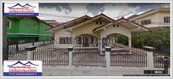 ID: 4155 - Pretty house with fully furnished by concrete road for rent in Chanthabouly