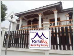 ID: 3878 - Nice house near main road and fully furnished for rent