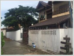 ID: 3240 - Lao style house near Mekong River for rent