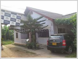 ID: 3069 - Nice villa house in quiet area for rent in Hadsayfong district