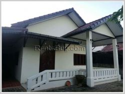 ID: 3767 - Affordable villa with fully furnished for rent