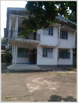 ID: 3153 - Classic style house with large shady garden for rent near Japanese Embassy.