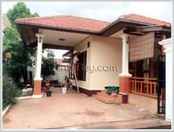 ID: 3192 - New villa house fully furnished close to Phontan M-point mart for rent
