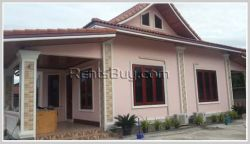 ID: 3251 - The Cuties compound house near Thatluang Temple and M-Point mark for rent