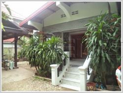 ID: 313 - Nice villa near Joma (Phonthan) for rent