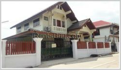 ID: 2477 -  The House for rent not to far from Joma (Phonthan) and Thailand Embassy