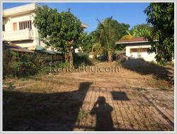 ID: 1595 - Nice vacant land next to concrete for rent near ASEAN Mall.