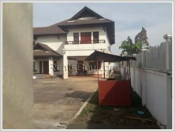 ID: 3477 - Modern house for rent next to concrete road and near M-point mart