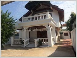 ID: 3493 - Contemporary house for rent near PIS and Sengdala Fitness Center.