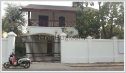 ID: 3318 - The house near Pha Thatluang for rent