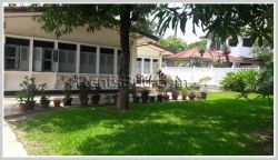ID: 3590 - Colonial house next to concrete road for rent