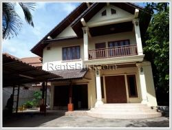 ID: 12 - The nice house near Sengdara Fitness for rent