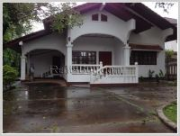 ID 2131- Nice house for rent at Ban phonthan