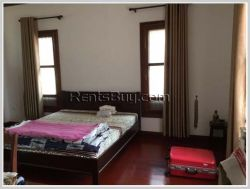 ID: 3104 - The modern house in town and with fully furnished for rent in Saysettha district