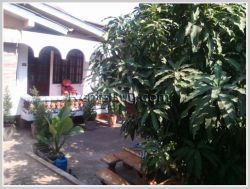 ID: 3091 - The house near main road and M-Point mart Thatluang for rent