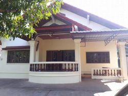 ID: 4305 - Pretty house near Thatluang Temple and M-Point mart for rent