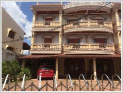 ID: 3706 - Nice building near Thatluang Temple and main road for rent