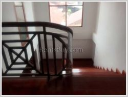 ID: 3694 - Lao style modern house near Joma cafe 2 (Phonthan) for rent