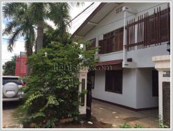 ID: 3491 - Beautiful house for rent next to main road, near Sengdala Fitness Center
