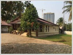 ID: 3983 - Affordable villa near Angkham hotel for rent with fully furnished