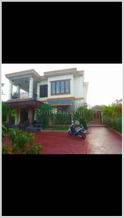 ID: 4030 - Adorable house with nice garden and fully furnished in Ban Nasangpai for rent