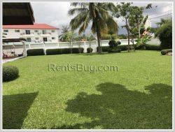 ID: 2887 - Fully furnished house for rent in quiet area near fitness center