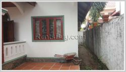ID: 4041 - The cozy villa in town with fully furnished for rent