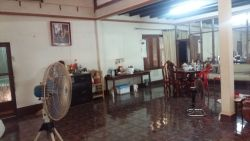 ID: 2269 - Nice house near Lao-Amarican College and next to concrete road for rent