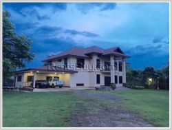 ID: 2157 - Brand new house with very large garden in Donnoon