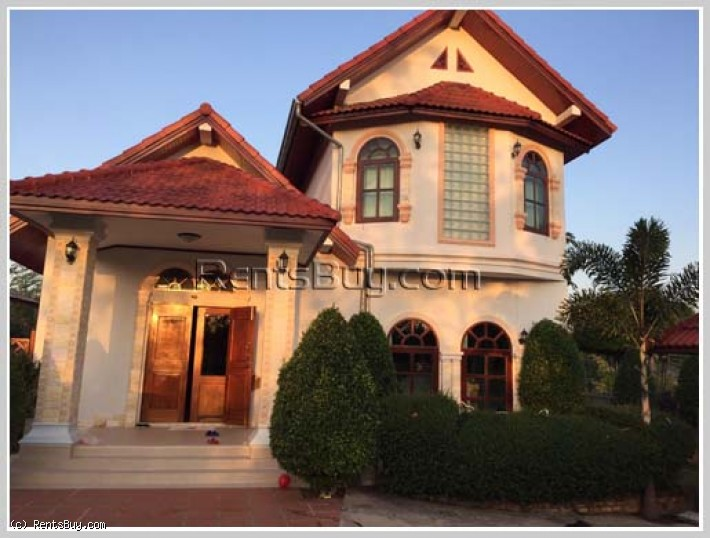 ID: 3601 - Newly modern house with fully furnished for sale