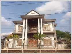ID: 3236 - The Modern house with fully furnished near National University of Laos for rent