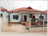 ID: 1543 - New villa house near National university of Laos for rent