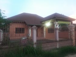 ID: 4123 - Affordable villa not far from National University of Laos for rent