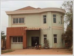 ID: 12 - The modern house near main road and close to National University of Laos for rent in Saytha