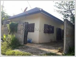 ID: 3710 - Nice house near National University of Laos for rent