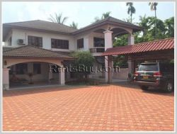 ID: 3170 - Modern house with fully furnished for rent