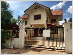 ID: 3212 - The nice house near Wattay Airport for rent