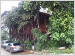 ID: 1770 - Lao style house near Mekong River for rent by good access