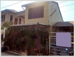 ID: 3549 - Nice house by pave road and near Mekong River for rent