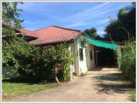 ID: 3006 - Nice villa house with large garden and near Nongduang for rent