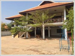 ID: 3037 - The dream house in Lao comminuty for rent in Sikhottabong district