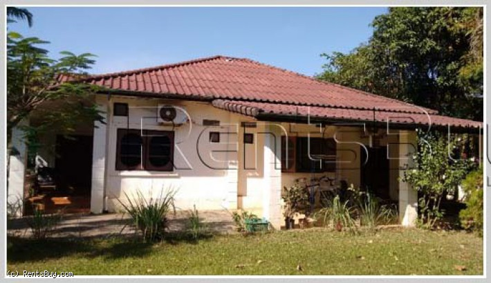 ID: 4260 - Affordable villa with fully furnised in Ban Nongduang for rent