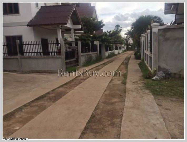 ID: 3698 - Adorable house near Nongduang Market with fully furnished for rent.