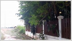 ID: 3708 - Lao style house with perfect location by Mekong River near Kong View Restaurant for rent